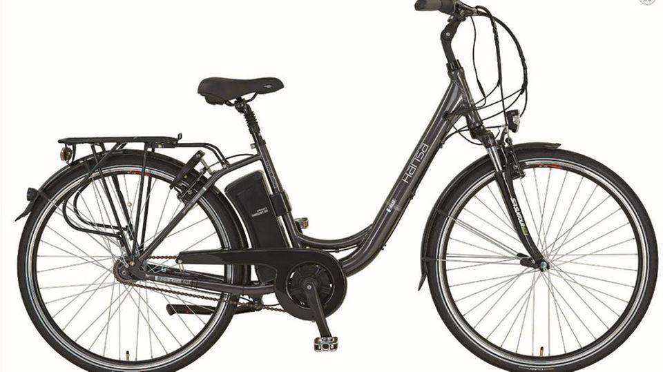 Rückruf von E-Bike