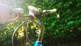 Das Rad hat eine hochgelegten Vorbau. Die Kabellängen würden noch mehr Lenkerhöhe zulassen.