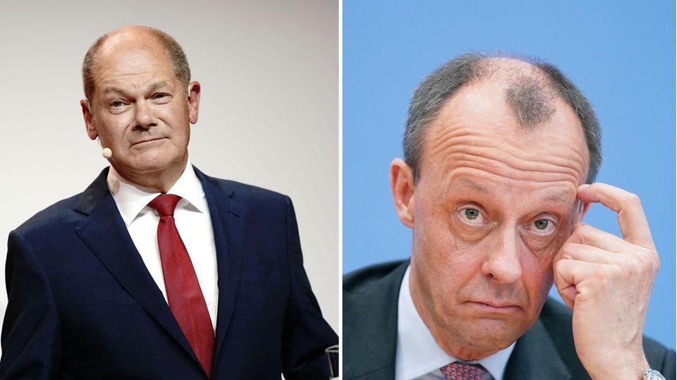 Ex-Berater von Schröder und Steinmeier: Wahlkampfprofi Frank Stauss erwartet das Duell Merz gegen Scholz