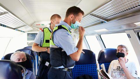 Corona-News: NRW beschließt 150-Euro-Bußgeld bei Verstoß gegen Maskenpflicht