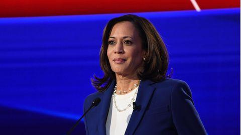 Senatorin Kamala Harris