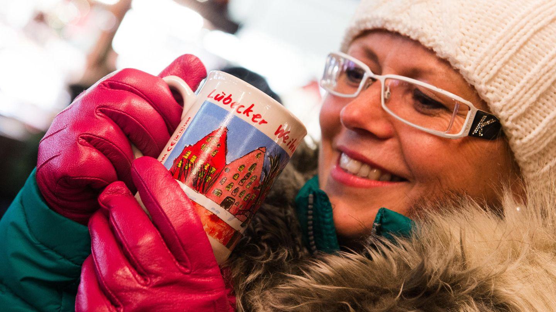 Testlauf wegen Corona: Lübeck hat schon jetzt einen Weihnachtsmarkt