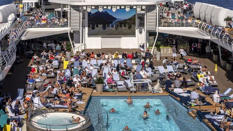 Tui Cruises MeinSchiff 1