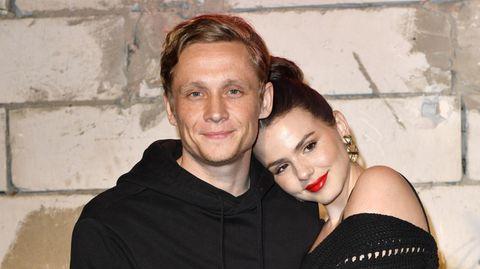 Matthias Schweighöfer und Ruby O. Fee sind seit 2018 ein Paar