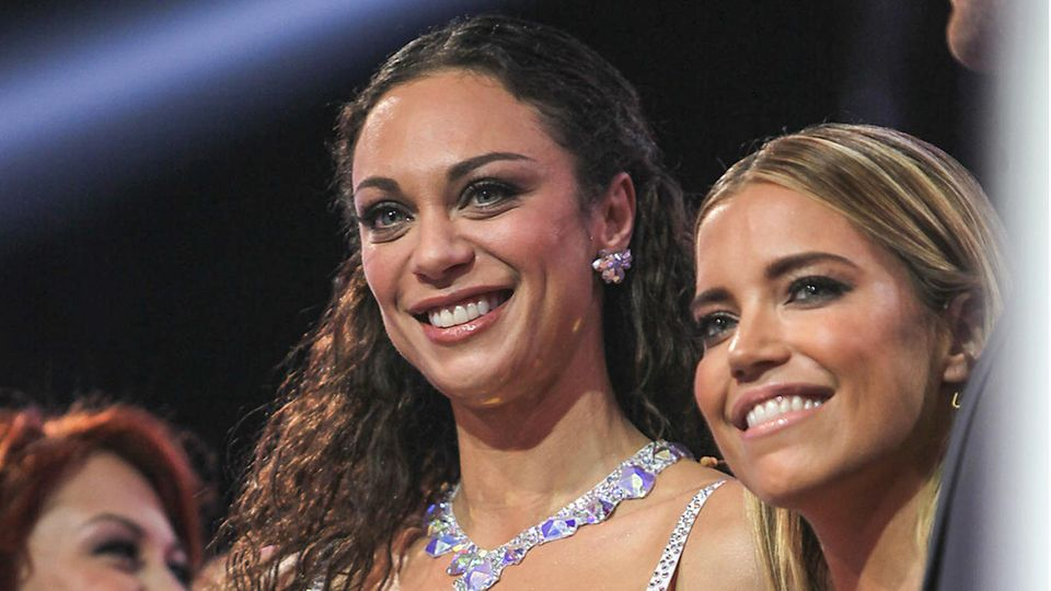 Lilly Becker und Sylvie Meis
