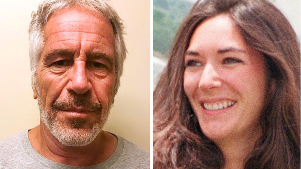 Epstein und Partnerin Maxwell: Eine Chronologie der Missbrauchsgeschichte