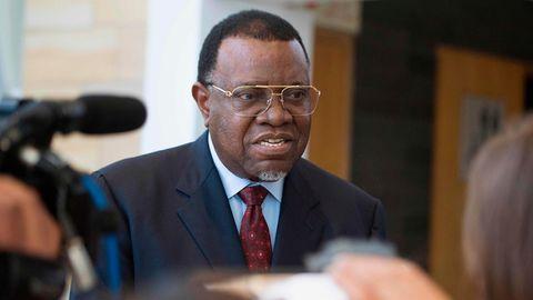 Namibia lehnt Entschädigung aus Deutschland ab