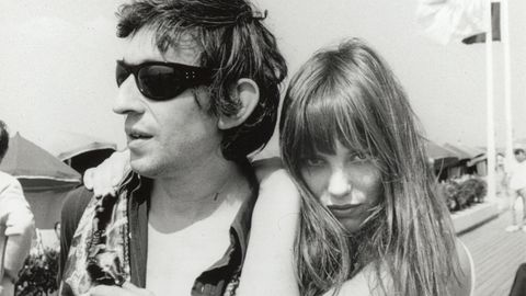 Serge Gainsbourg und Jane Birkin waren das It-Paar einer Epoche.