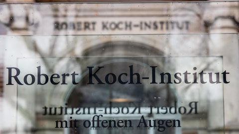 Robert-Koch-Institut in Berlin