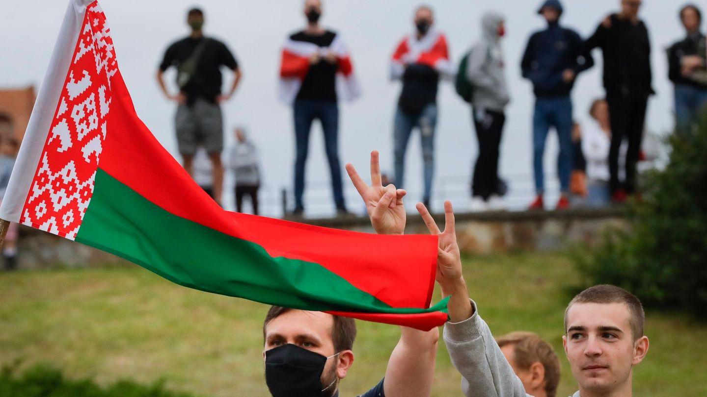 Demonstration in Belarus