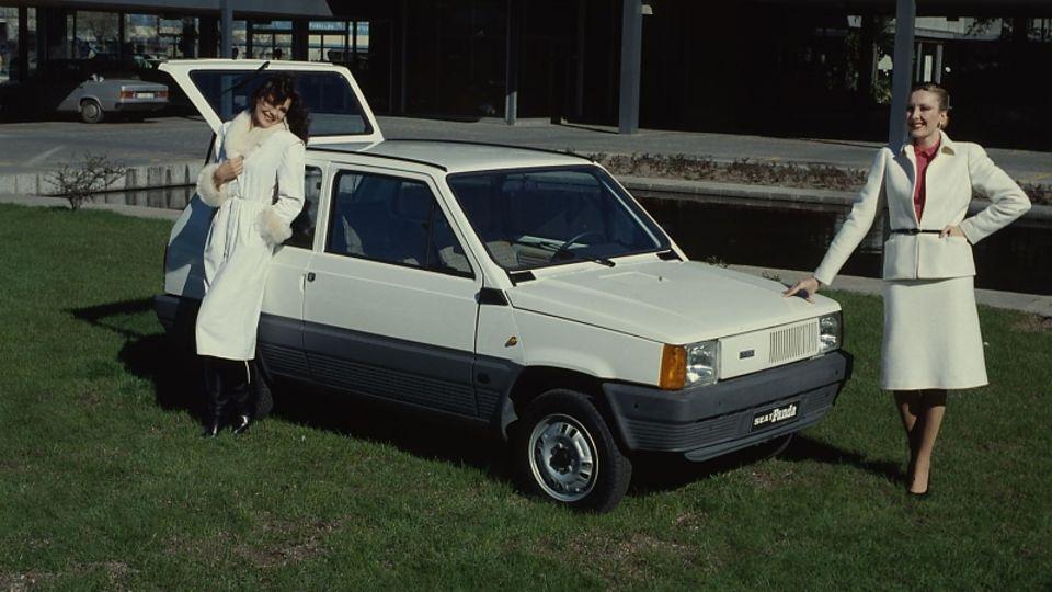 Der Seat Panda war in Spanien ein Auto für alle Lebenslagen