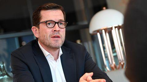 Der frühere Bundesminister Karl-Theodor zu Guttenberg (CSU)