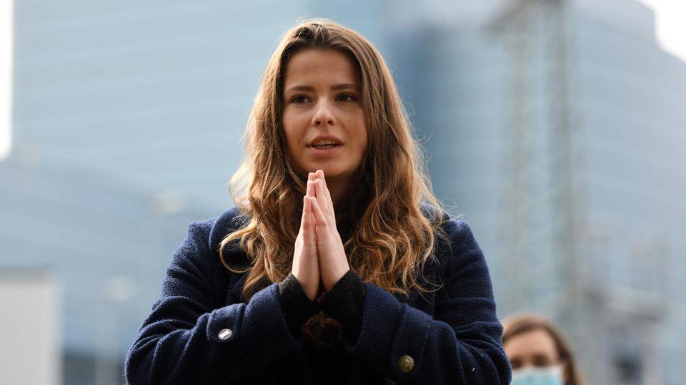 Klimaaktivistin Luisa Neubauer wehrt sich gegen Hasskommentare