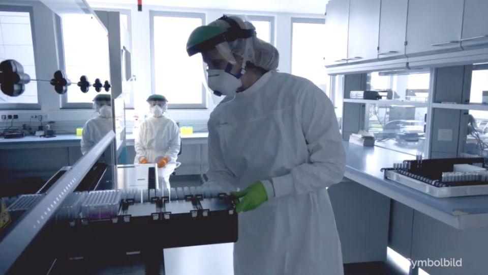 Corona-Neuinfektionen in Deutschland
