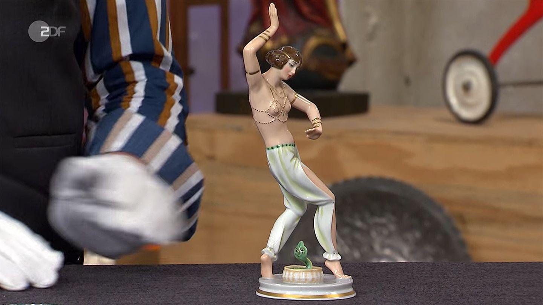 Bares für Rares: Rosenthal-Figur