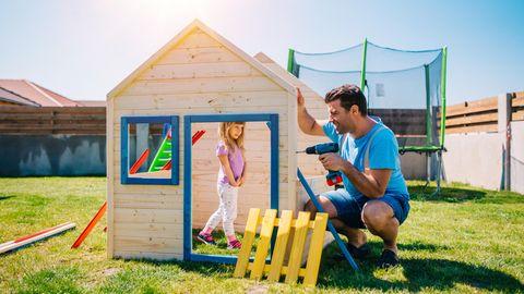 Der Traum vom Eigenheim kann auch für Kinder wahr werden