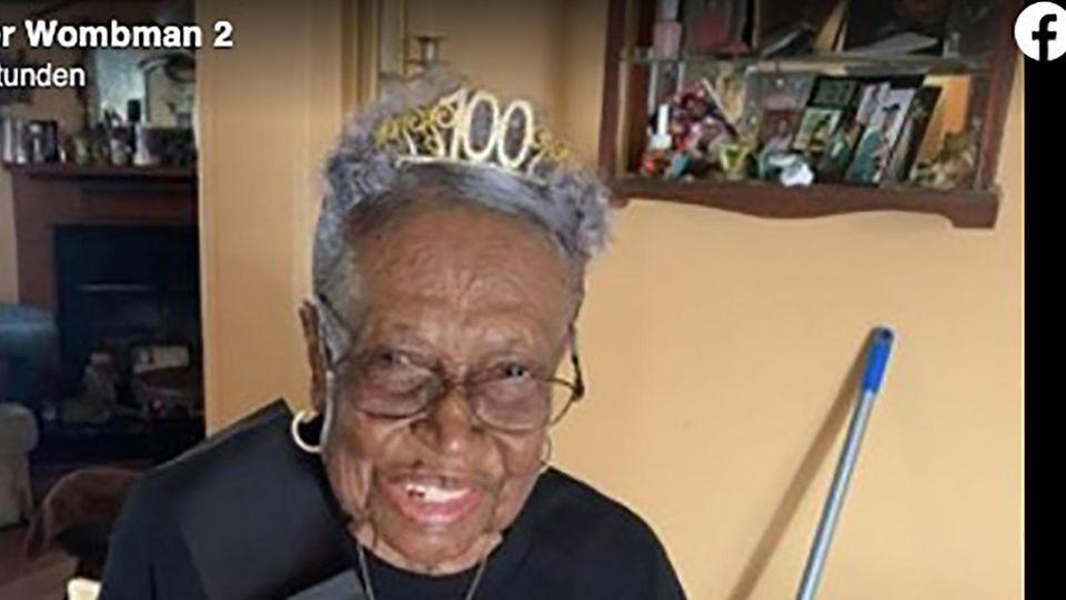 Corona zum Trotz: Ur-ur-ur-Großmutter feiert ihren 100. Geburtstag
