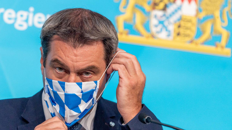 Bayerns Ministerpräsident Markus Söder (CSU) steht nach der Coronavirus-Test-Panne in der Kritik