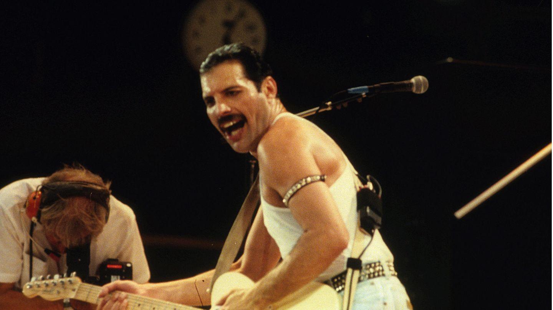 Live Aid 1985: Freddie Mercury von Queen