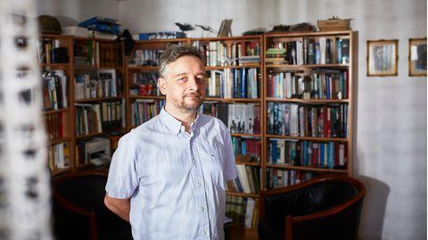 Thomas Meuter, 57, hat bis Anfang 2018 Öffentlichkeitsarbeit für die Firma Dynamit Nobel Defence gemacht. Anfang September soll er wieder ins Gefängnis