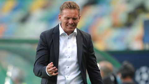 RB-Leipzig-Trainer Julian Nagelsmann