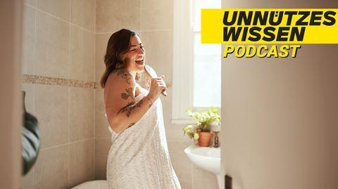 Unnützes Wissen – Musik: Singen stärkt das Immunsystem – deshalb sollten wir öfter unter der Dusche singen