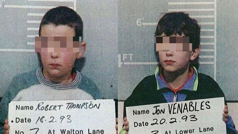 Robert Thompson und Jon Venables