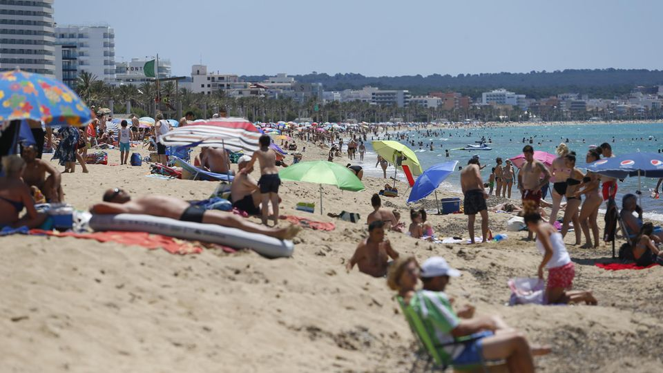 Corona-News - RKI bewertet Mallorca als Risikogebiet
