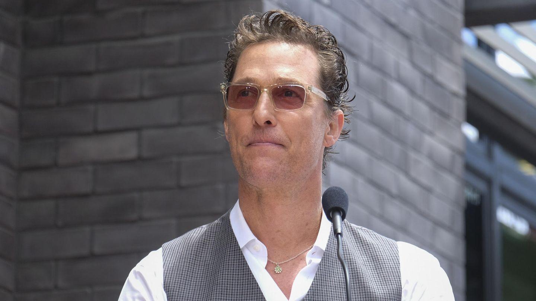 Matthew McConaughey spricht über Corona