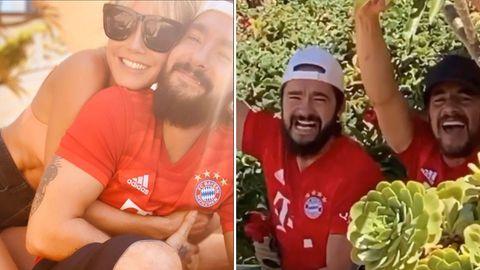 Nach Hochzeit auf Capri: Amore ohne Ende und drei goldene Ringe: So flittern Heidi Klum und Tom Kaulitz