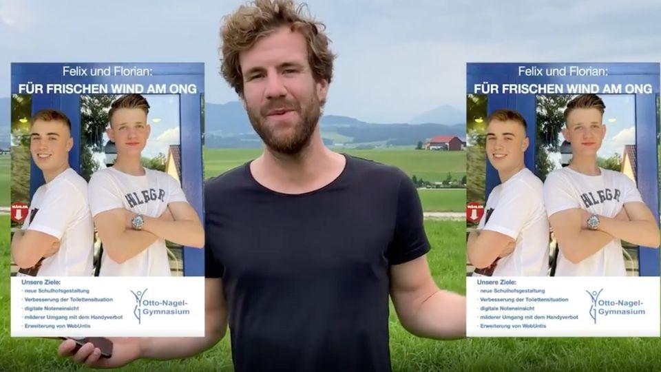 """""""Catch! Die Deutsche Meisterschaft im Fangen"""": """"Richtig was kaputt gegangen"""" – OP für Hambüchen nach Sturz in Mockridge-Show"""