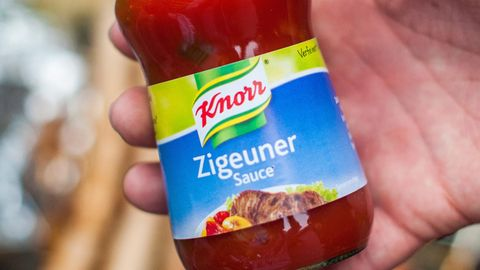 """Bald als """"Paprikasauce Ungarische Art"""" im Regal zu finden"""