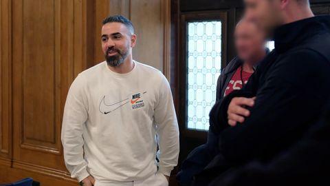 Rapper Bushido ist im Prozess gegen den Clanchef Arafat Abou-Chakr als Nebenkläger zugelassen