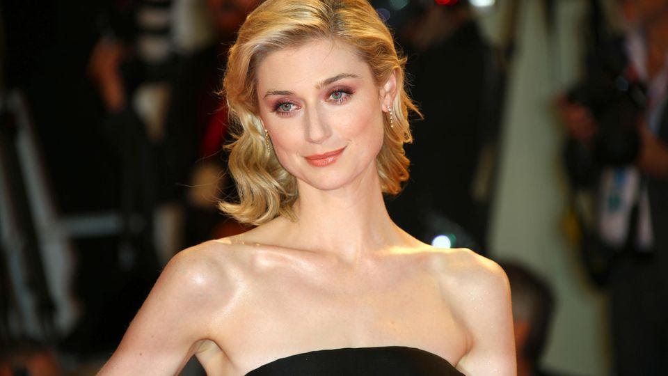 """Übernimmt in der Erfolgsserie """"The Crown"""" die Rolle von Prinzessin Diana: die australische Schauspielerin Elizabeth Debicki"""