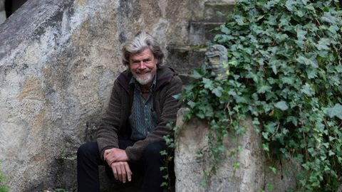 Reinhold Messner im Interview