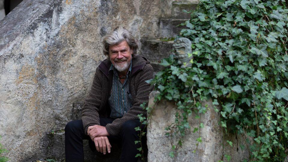 Reinhold Messner im Interview