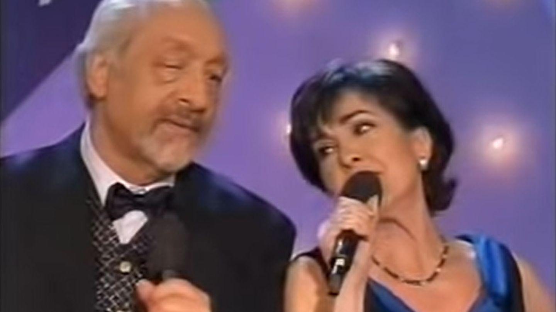 Paola Felix und Karl Dall