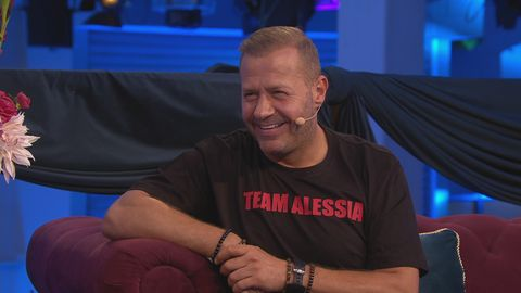 "Willi Herren bei ""Promi Big Brother"""