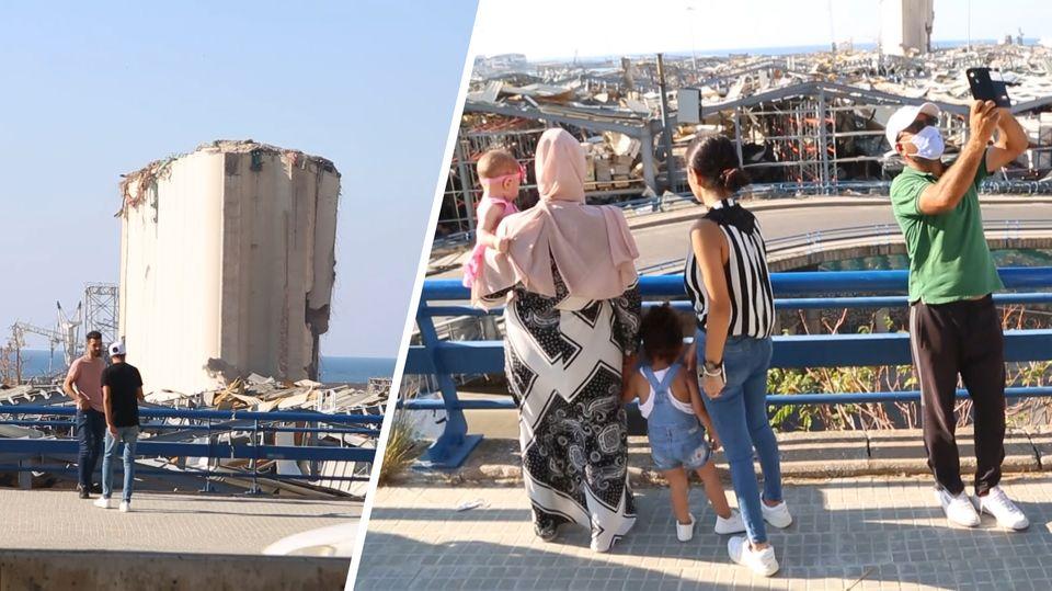 Beirut nach der Explosion – Videos zeigen die extreme Verwüstung
