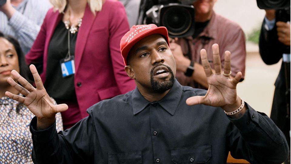 """""""Jesus Tok"""": Kanye West wünscht sich ein christliches TikTok"""