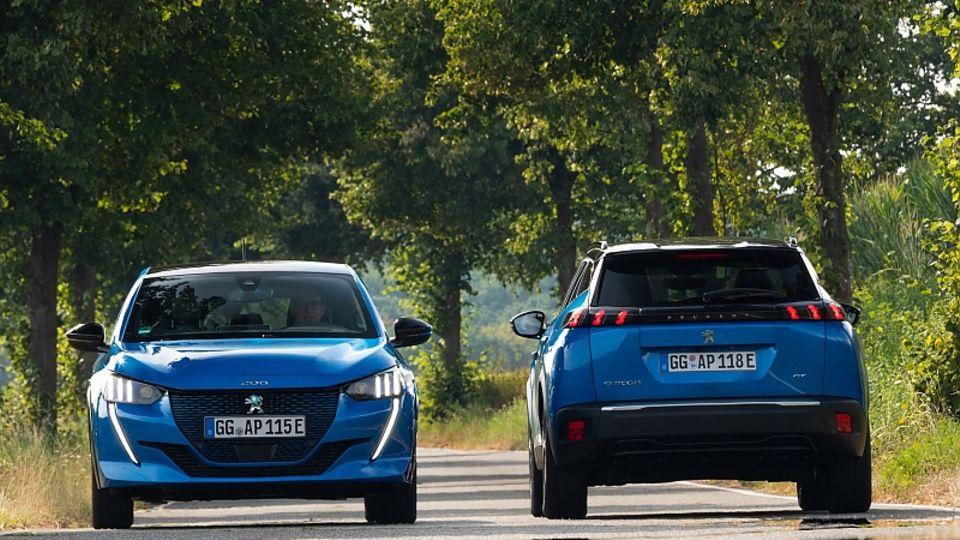 Der Peugeot e-208 ist nicht unter 29.682,35 Euro zu haben