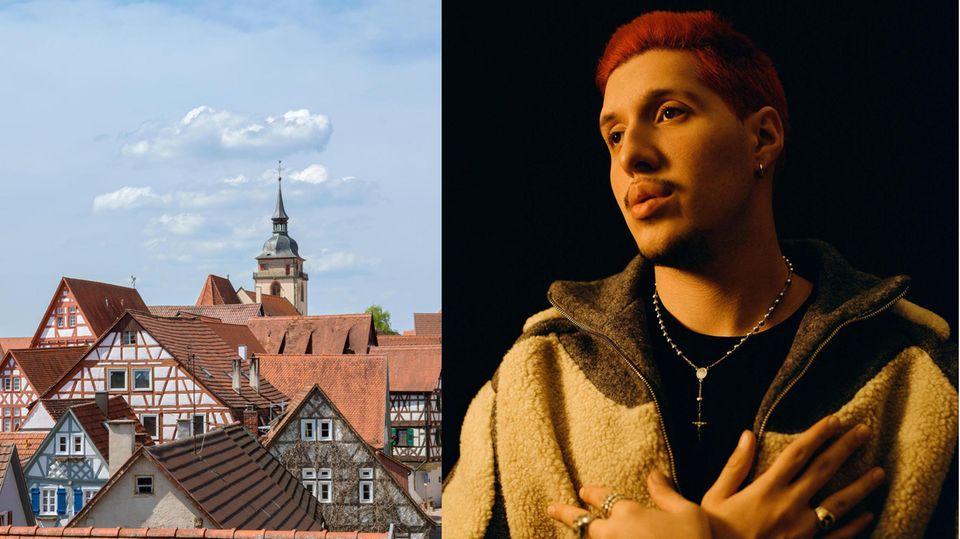 Links: BIetigheim-Bissingen; rechts: RIN