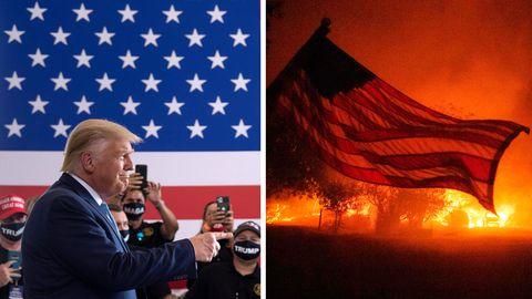 Donald Trump und die USA