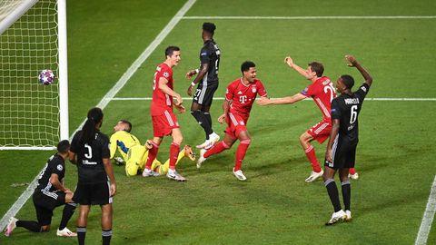 Olympique Lyon Bayern München