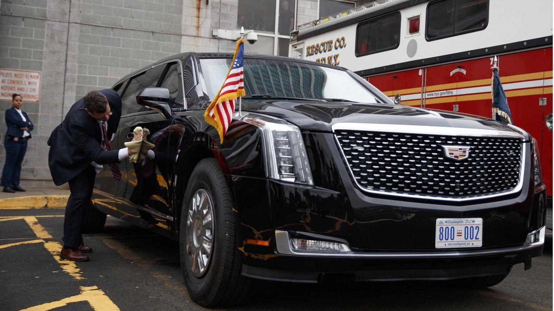 Trump fordert Boykott von Goodyear-Reifen - sein Wagen ist aber auf deren Reifen angewiesen