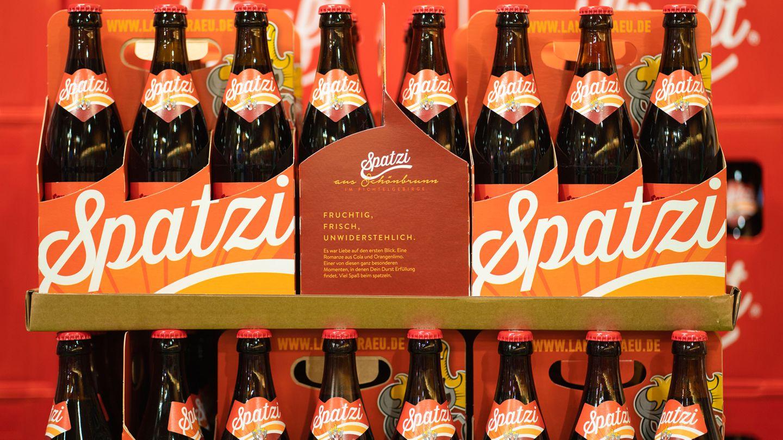 """Markenstreit: """"Spezi"""" gegen """"Spatzi"""" - Brauereien streiten um Cola-Mischgetränke"""