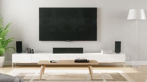 Fernseher aufhängen: Diese verschiedenen TV-Wandhalterungen gibt es