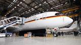 In den vergangenen Jahren behinderten Pannen so manchen offiziellen FlugvonKanzlerin, Minister oder Bundespräsidenten. Jetzt soll ein fabrikneuer Airbus 350 Abhilfe schaffen.