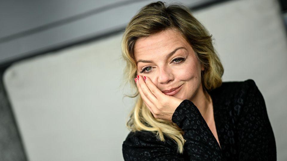 Sängerin Annett Louisan