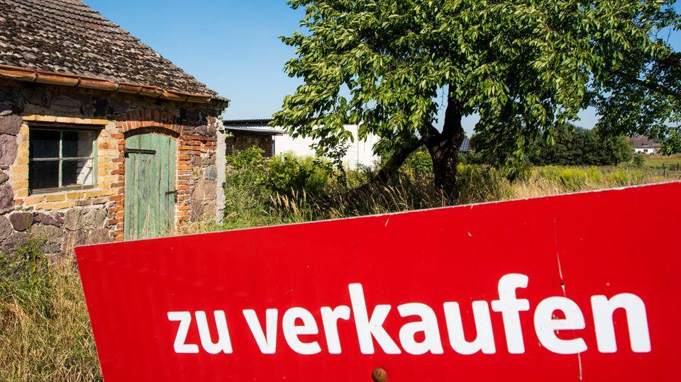 Preisanstieg bei ländlichen Immobilien